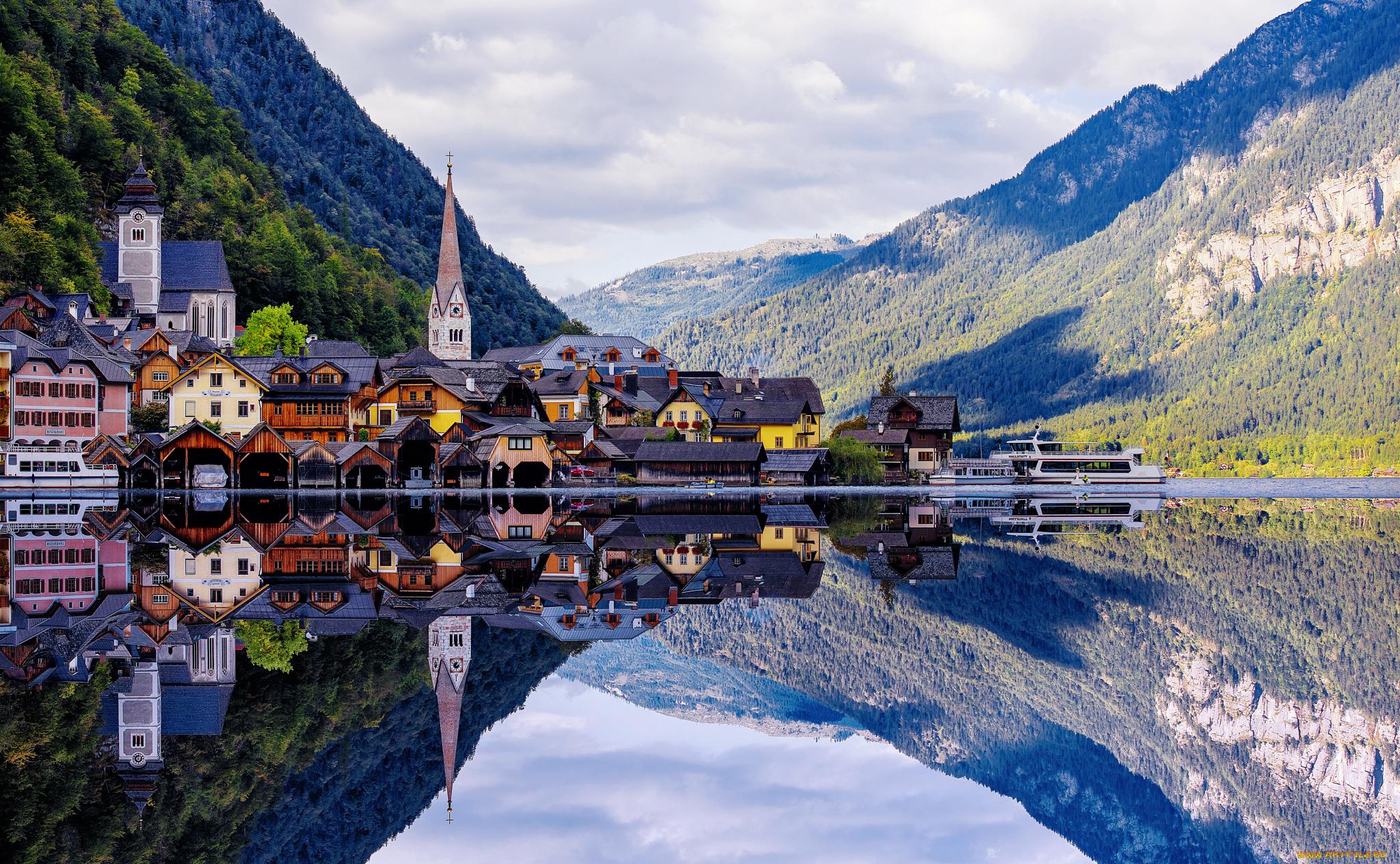 Salzkammergut, Austria  № 7846 загрузить