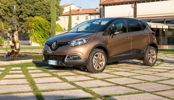 Картинка автомобили renault iconic captur 2015г