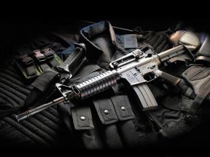 обоя m4a1, carbine, оружие, автоматы