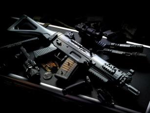 обоя sig, 552, оружие