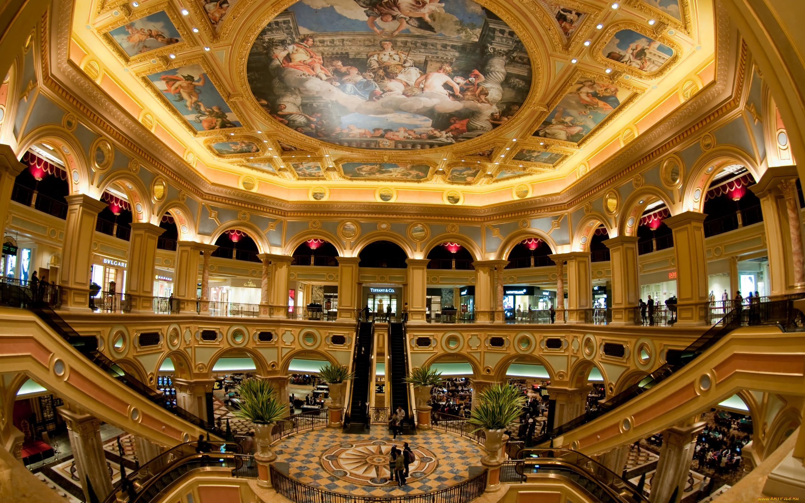 Как работают казино в Макао.