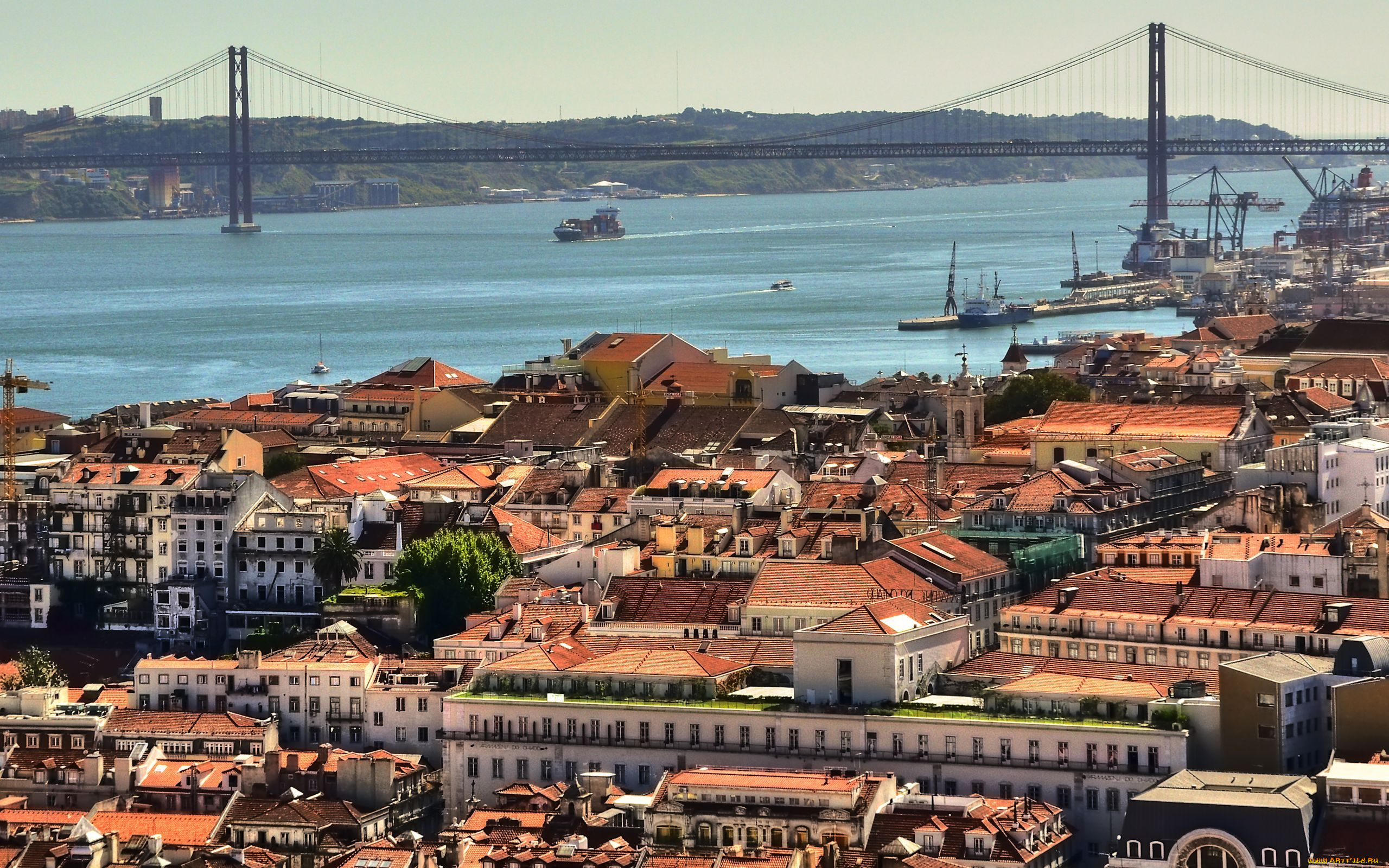 Картинки лиссабон на рабочий стол 1440, для