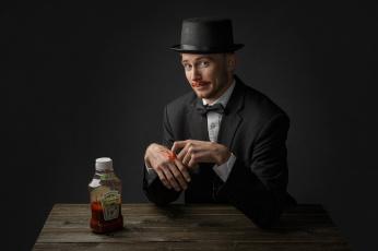 Картинка юмор+и+приколы ketchup студия портрет кетчуп