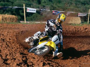 Картинка suzuki rm 125 мотоциклы