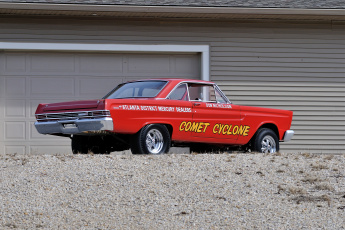 Картинка автомобили mercury comet cyclone