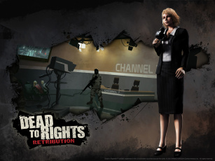 Картинка dead to rights retribution видео игры