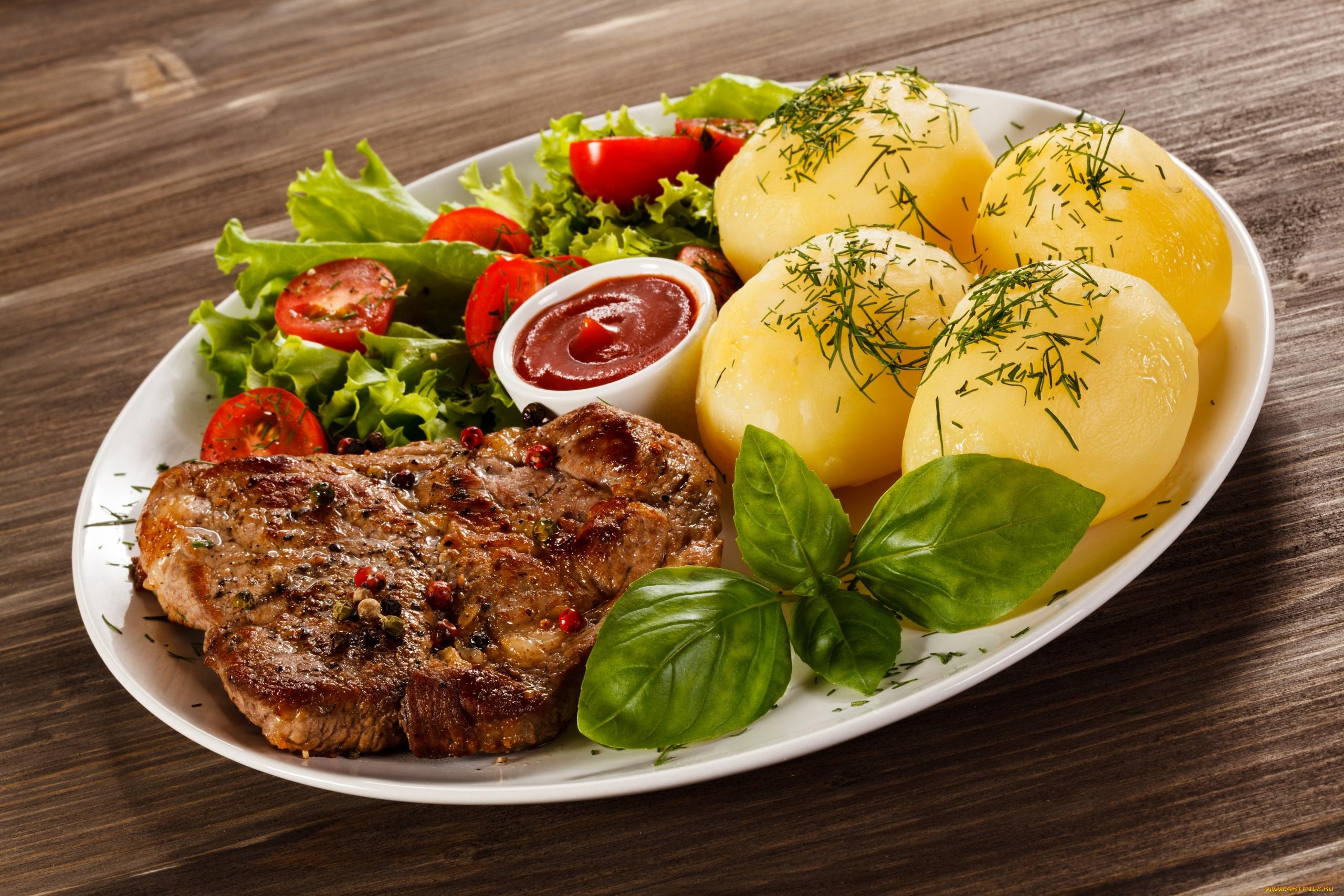 Картинки вкусных блюд из мяса