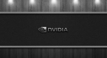 обоя компьютеры, nvidia, логотип, фон