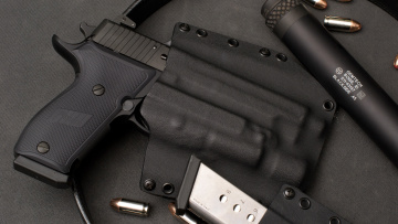 обоя оружие, пистолеты, p220, sig, sauer, самозарядный, пистолет