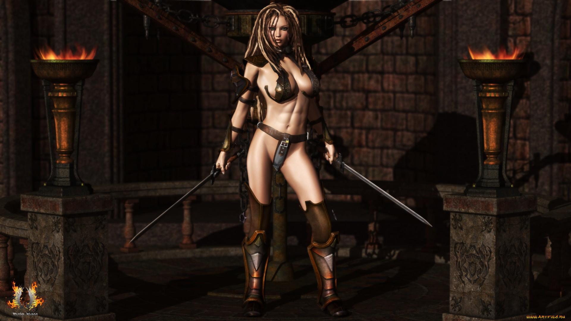 Nude female warriors fucked pics fucks images