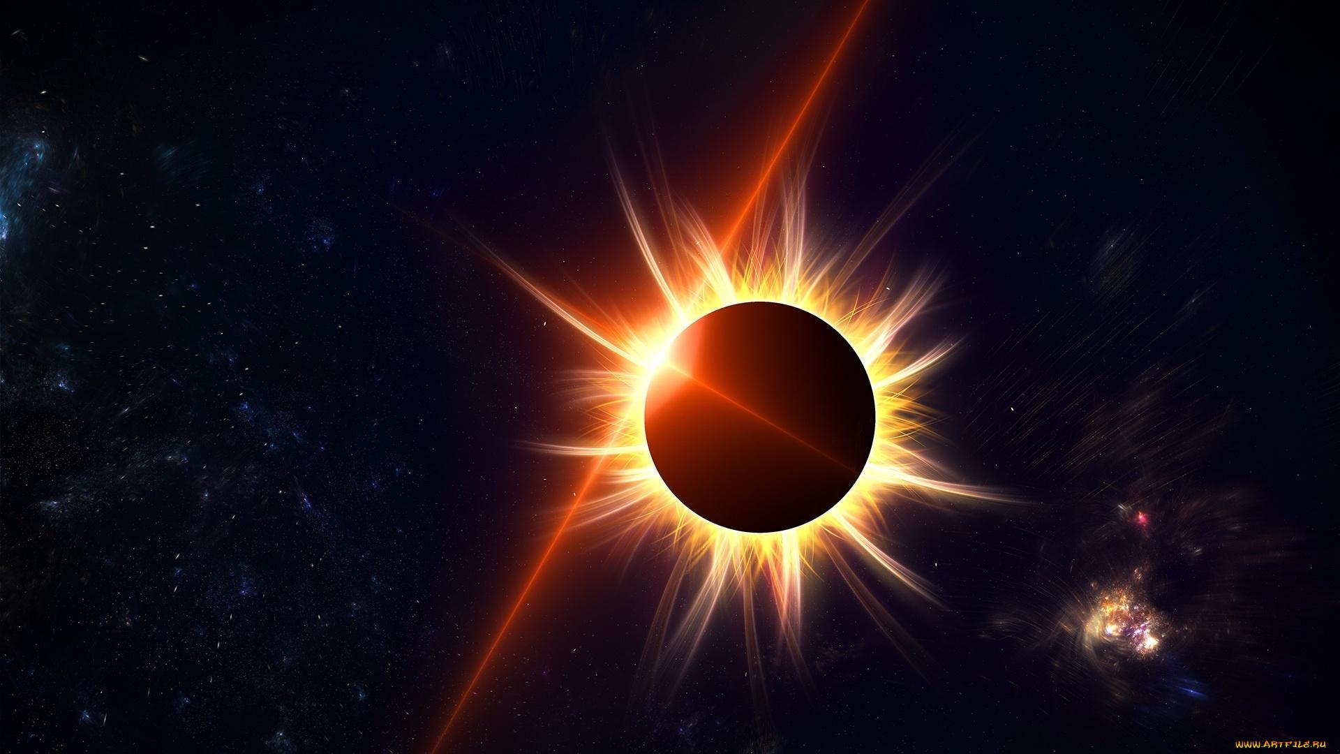 smithsonian solar eclipse - HD1366×768