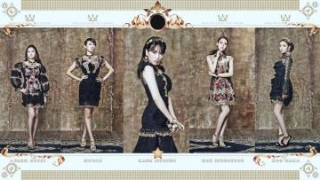 Картинка музыка kara южная корея kpop девушки азиатки