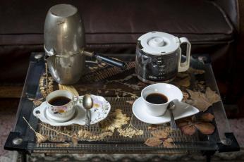 обоя еда, кофе, кофейные зёрна, питье