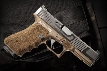 Картинка оружие пистолеты самозарядный glock пистолет