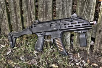 обоя оружие, пулемёты, cz, scorpion, evo, 3, s1, Чехия, пистолет-пулемёт