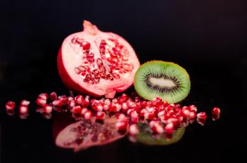обоя еда, фрукты,  ягоды, ягоды, вкусно, гранат