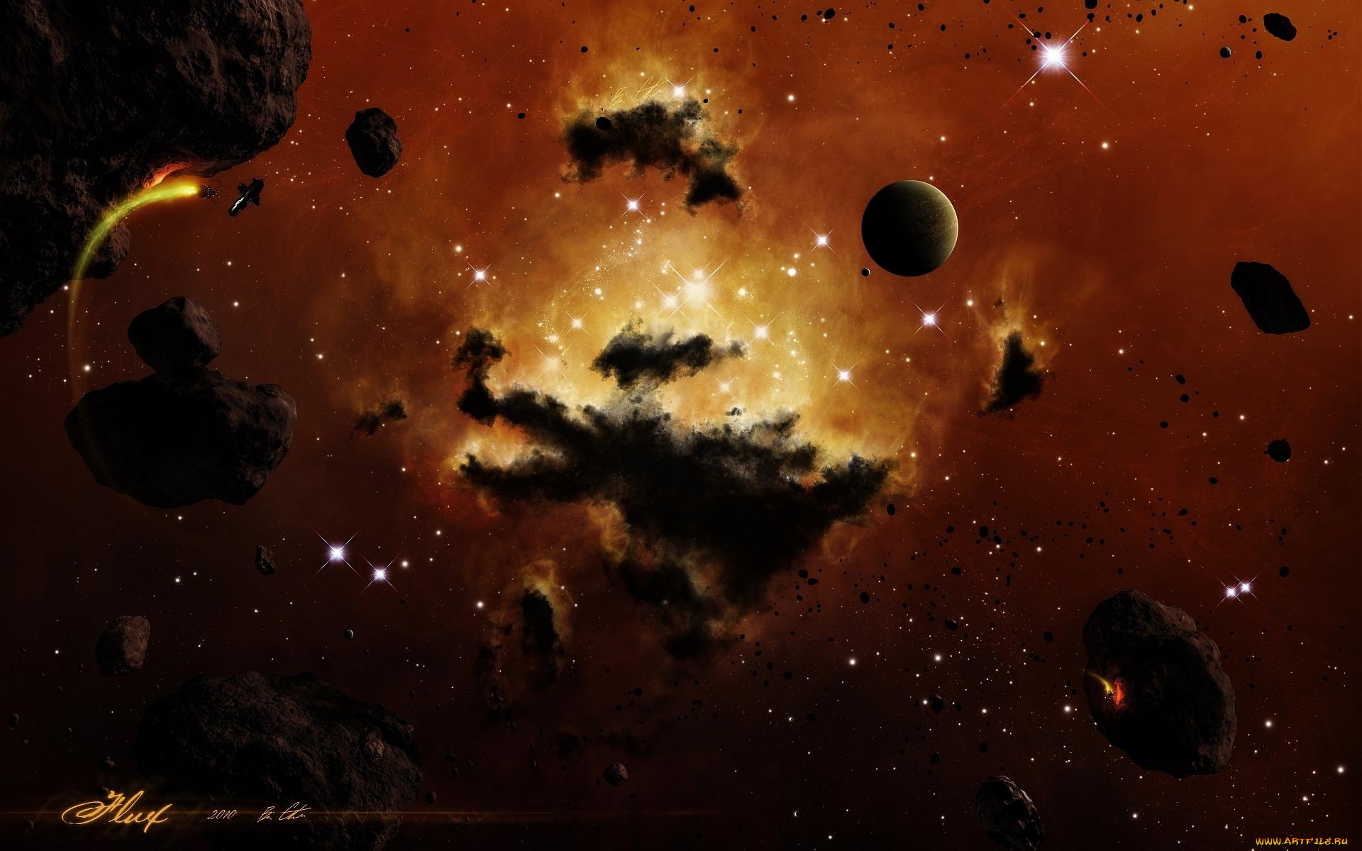 Обои Планеты и туманности картинки на рабочий стол на тему Космос - скачать  № 3551741 без смс