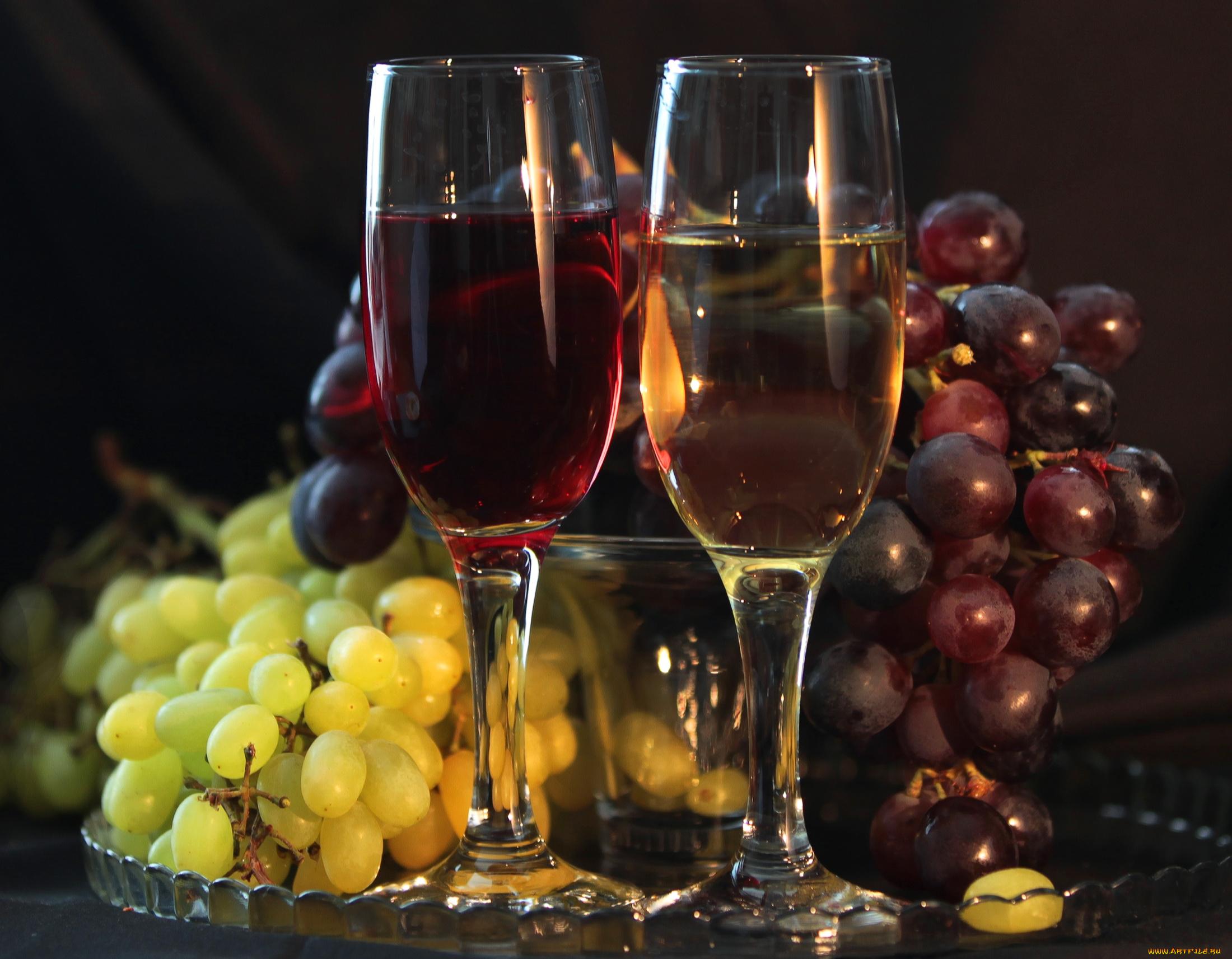 Открытки гиф, красивые картинки с вином и бокалами