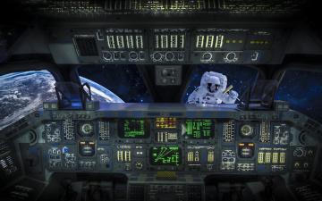 Картинка юмор приколы космонавт