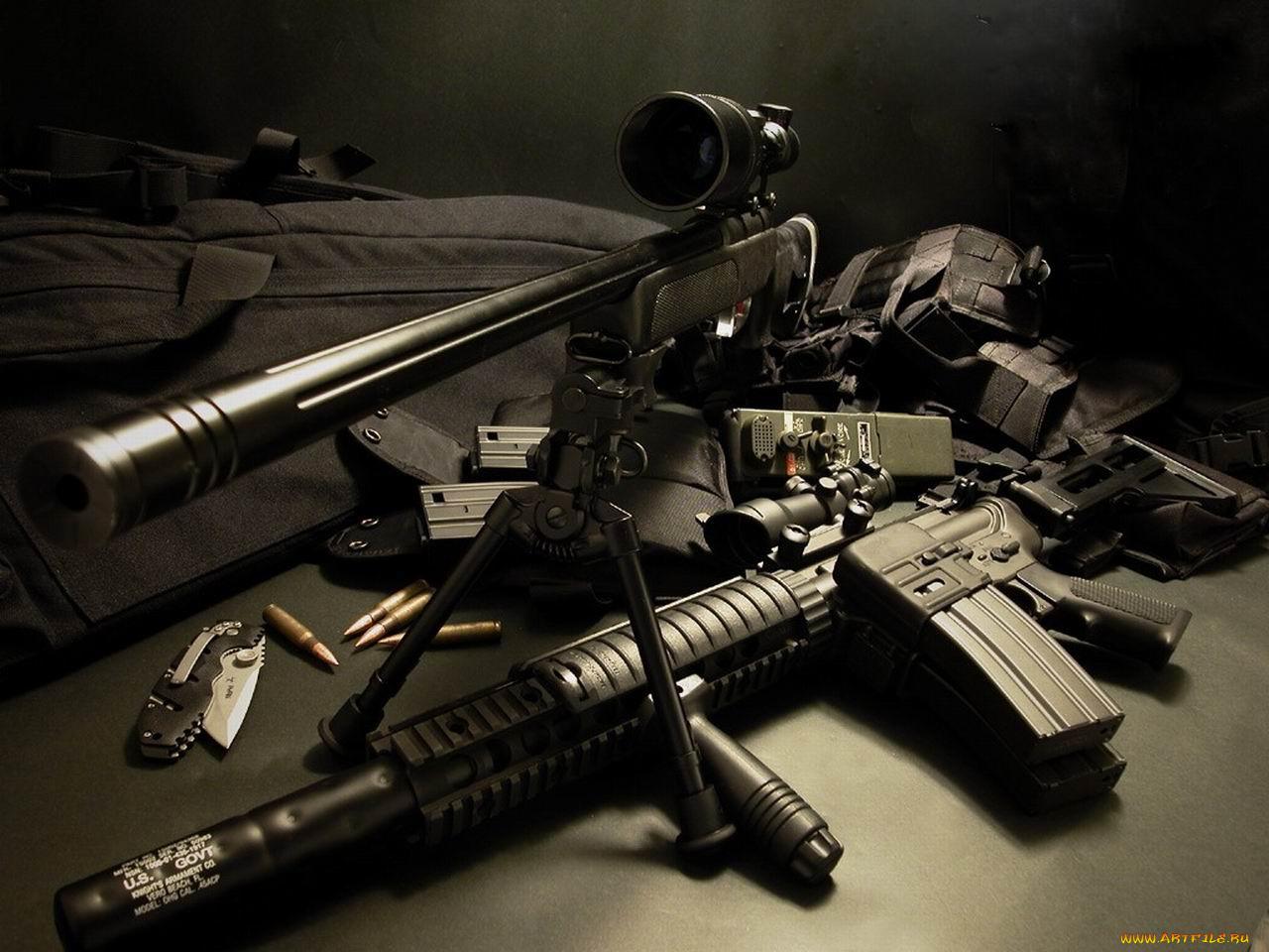 Поздравлением, картинки с оружиями крутыми