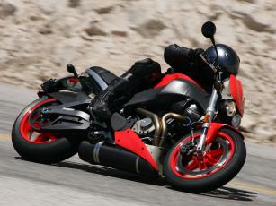 Картинка buell lightning long xb12ss 2007 мотоциклы