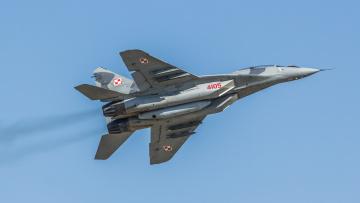 обоя mig-29gt, авиация, боевые самолёты, истреьитель