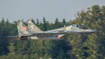 обоя mig-29m, авиация, боевые самолёты, истреьитель
