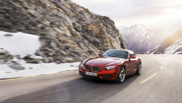 обоя zagato bmw coupe 2012, автомобили, bmw, zagato, coupe, 2012