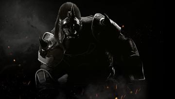 обоя injustice 2, видео игры, персонаж