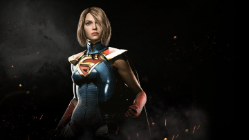 обоя видео игры, injustice 2, персонаж