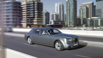 Картинка rolls royce phantom автомобили великобритания класс-люкс rolls-royce motor cars ltd