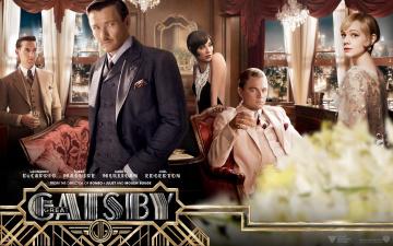 Картинка the great gatsby кино фильмы великий гэтсби