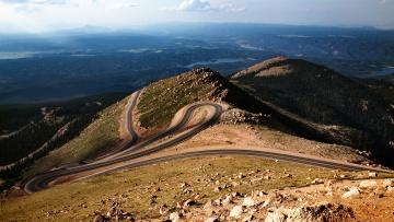 обоя природа, дороги, дорога, горы