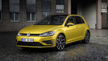 Картинка volkswagen+golf+7+facelift+2017 автомобили volkswagen 7 facelift golf 2017