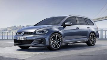 обоя volkswagen golf 7 gtd facelift 2017, автомобили, volkswagen, facelift, 7, gtd, golf, 2017