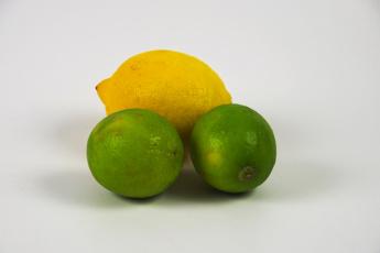 обоя еда, цитрусы, лаймы, лимон