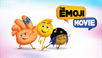 обоя мультфильмы, the emoji movie, the, emoji, movie