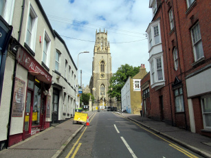 Картинка st+george+the+martyr+church ramsgate kent uk города -+католические+соборы +костелы +аббатства st george the martyr church