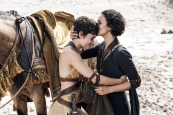 обоя кино фильмы, game of thrones , сериал, ellaria, sand