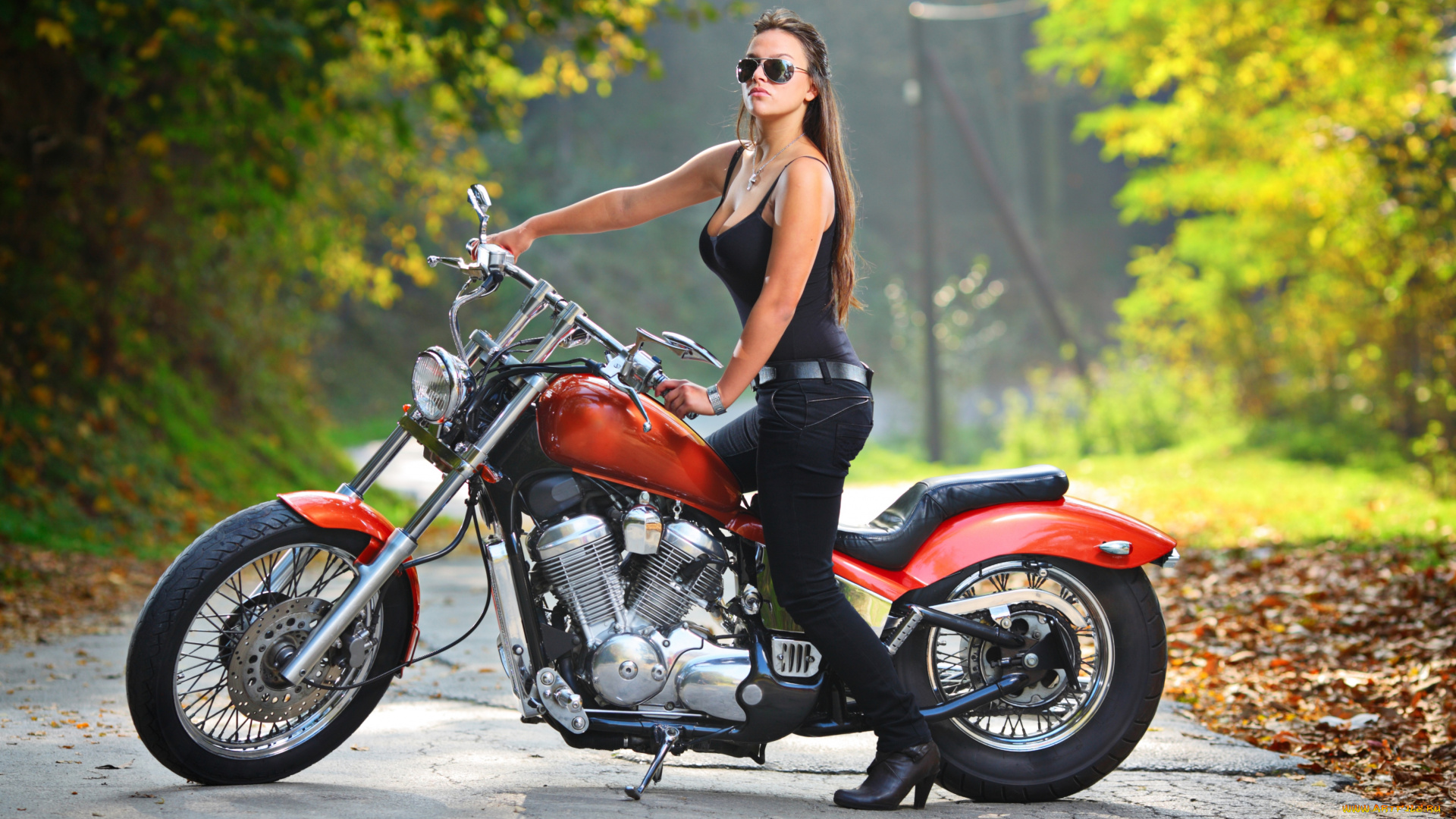 Motorcycle and girl pics, lingerie hot sex