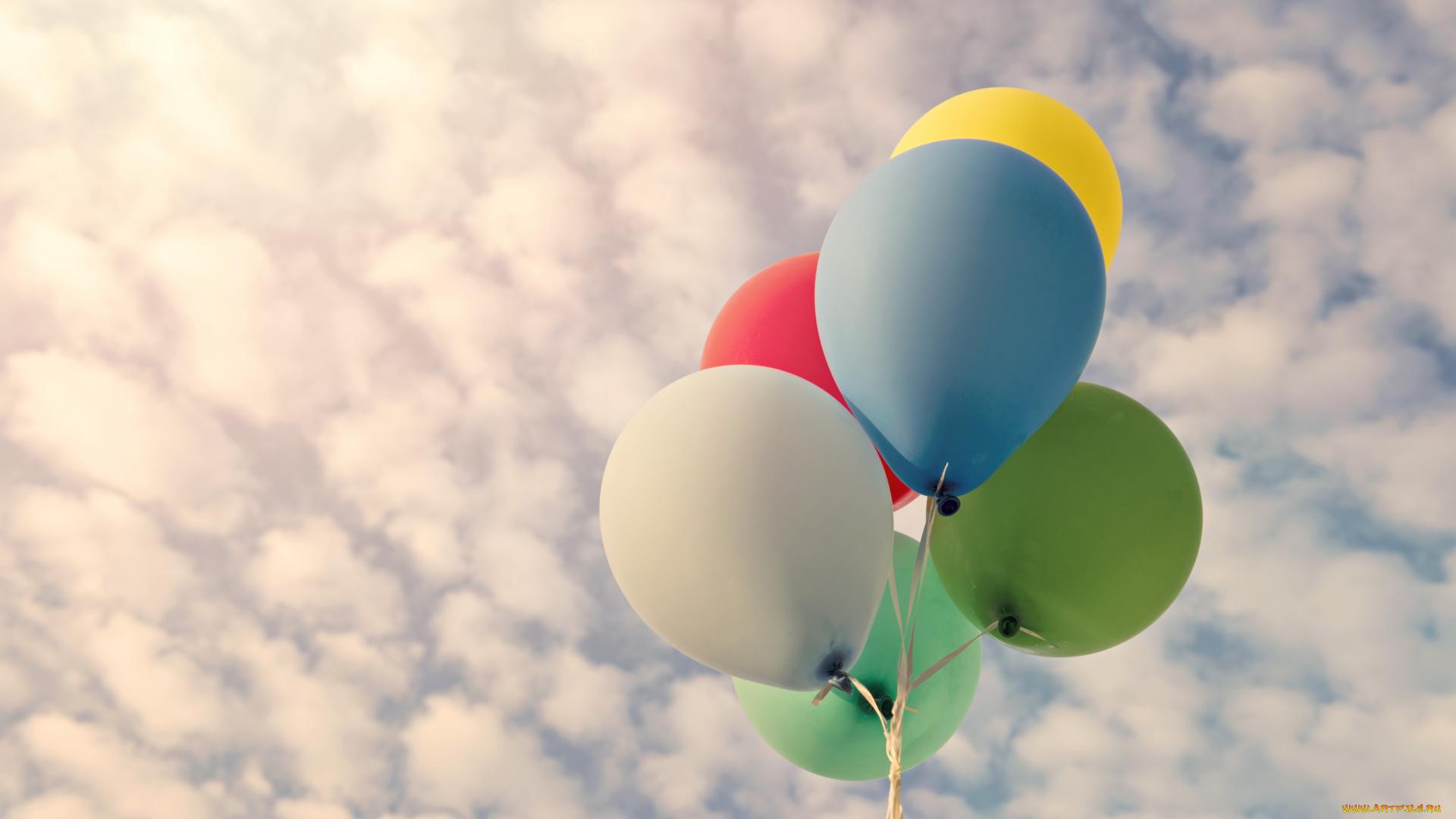 шары небо balls the sky  № 1008172 без смс