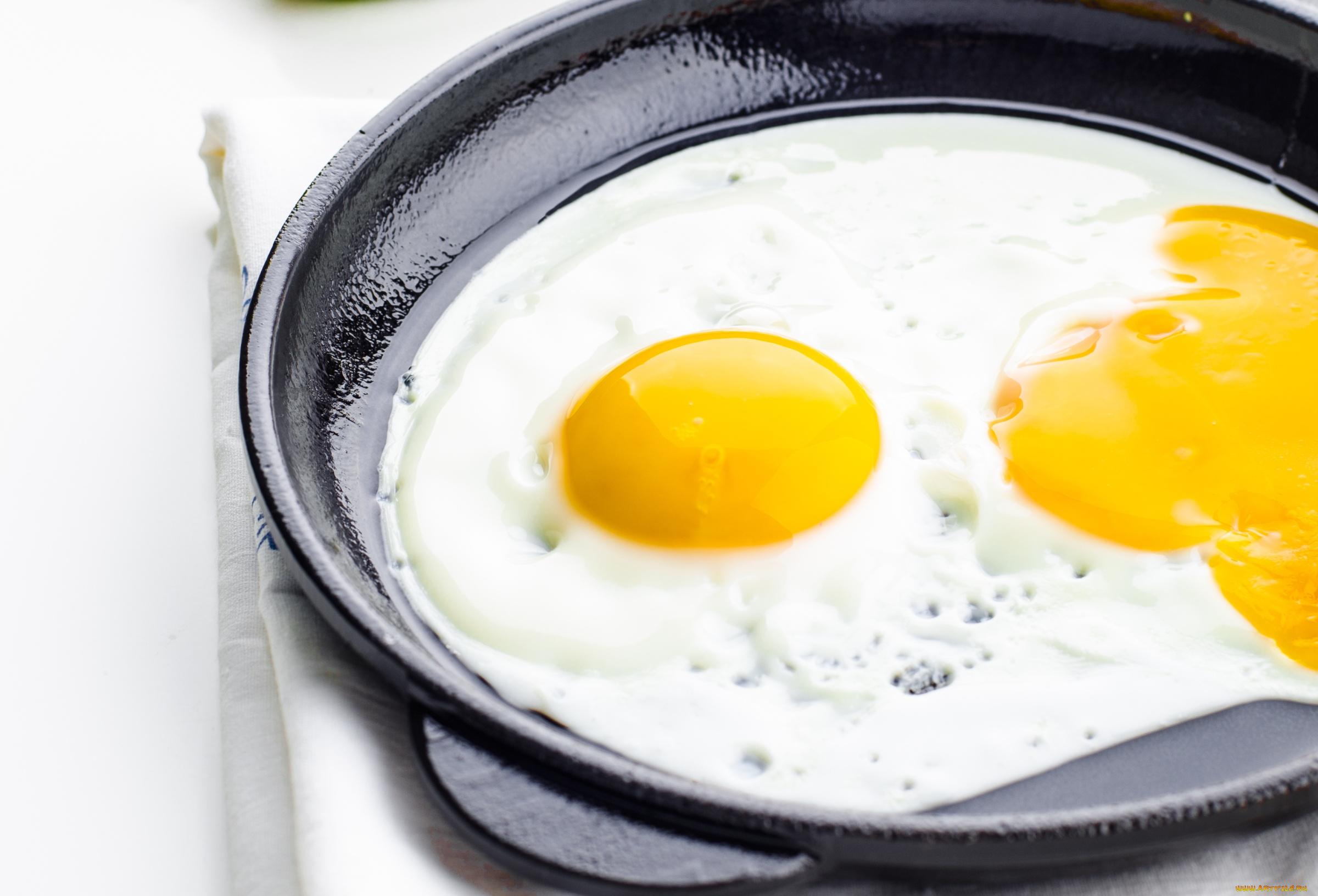 еда яичница желток  № 747012  скачать