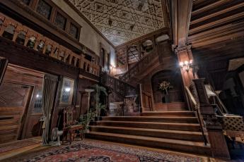 Картинка интерьер холлы +лестницы +корридоры лестница прихожая