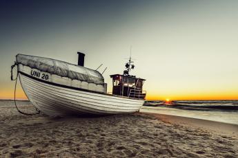 обоя корабли, баркасы ,  буксиры, баркас