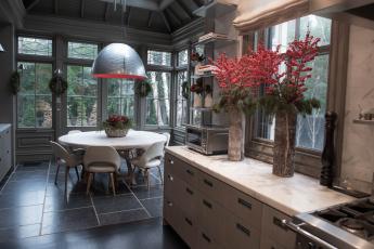 обоя интерьер, кухня, дизайн, уют, стиль