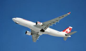 Картинка airbus a330 авиация пассажирские самолёты полет небо авиалайнер