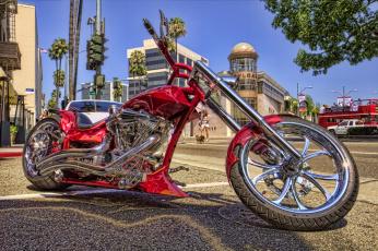 Картинка мотоциклы customs байк