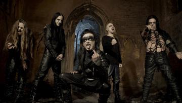 Картинка cradle of filth музыка англия симфо-блэк-метал готик метал дет-метал