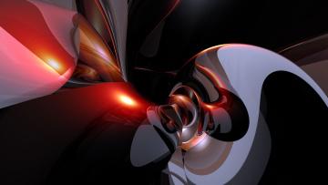 графика абстракция 3D graphics abstraction загрузить