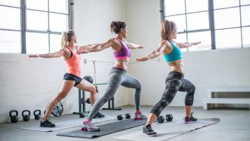 обоя спорт, гимнастика, sportswear, class, yoga, pose